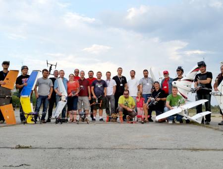 II zlot pilotów FPV Konarzyny 12-14 wrzesień 2014
