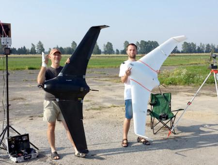 Zlot pilotów FPV Konarzyny 5-7 lipiec 2014